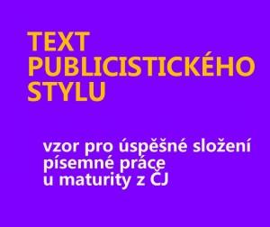 publicisticky-styl-maturita-cjl-pisemna-prace