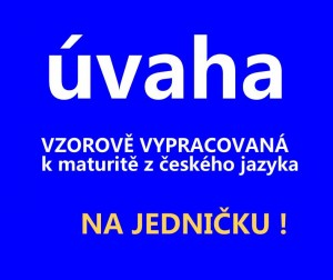 uvaha-maturita-cjl-pisemna-prace